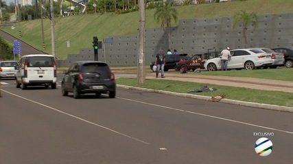 Perito diz que estudante dirigia a mais de 100 km/h em acidente que matou advogada em MS