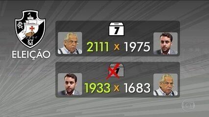 Votos na eleição do Vasco tem sócios que nunca pagaram mensalidades ao clube