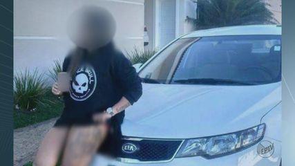 Jovem é presa suspeita de chefiar quadrilha especializada em furtos de casas em São Carlos