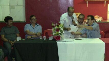 Genivaldo Campelo é eleito presidente do River-PI