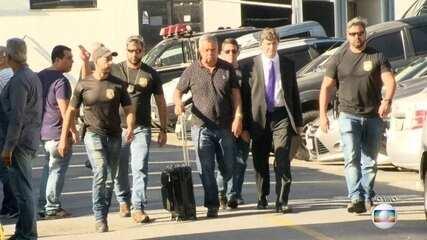 TRF decide que Jorge Picciani, Edson Albertassi e Paulo Melo devem voltar para a prisão