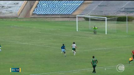 Confira os resultados da 2ª rodada da Copa Piauí feminina de futebol