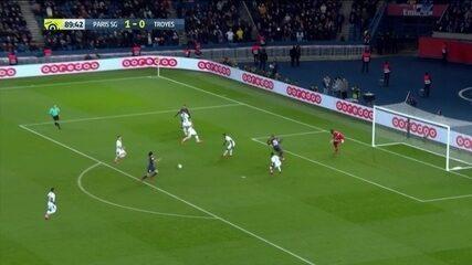 Melhores momentos: PSG 2 x 0 Troyes pela 15ª rodada do Campeonato Francês