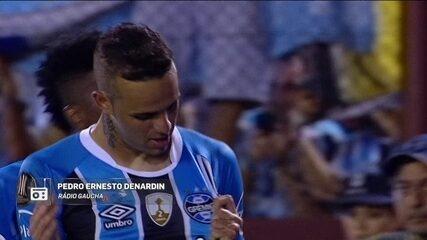 """""""Redação AM"""": confira duas narrações do gol de Luan"""