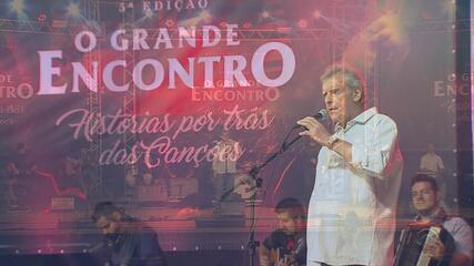 Mario Barbará e Chico Saratt cantam 'Xote da Amizade' no 'Galpão' (bloco 3)