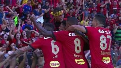 Sport vence Corinthians na Ilha e garante permanência na Série A em 2018