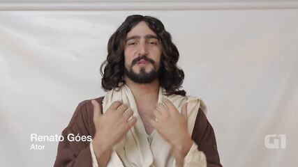 Amigos da Paixão de Cristo gravaram mensagens para Alexandre Farias