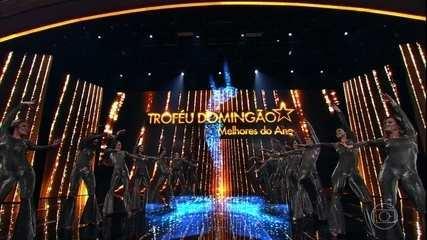 Reveja todos os vencedores do 'Troféu Domingão 2017'