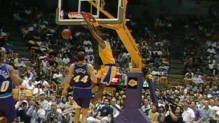 Grandes momentos de Kobe Bryant usando a camisa 8 do Los Angeles Lakers