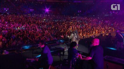 Festival de Verão: O Rappa toca 'O Que Sobrou do Céu' na Arena Fonte Nova