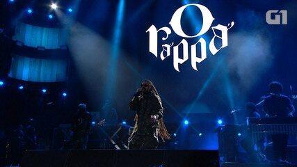 Festival de Verão: O Rappa toca 'Auto-Reverse' na Arena Fonte Nova