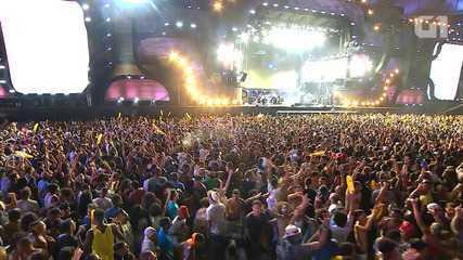 Festival de Verão: O Rappa toca 'Me Deixa' na Arena Fonte Nova