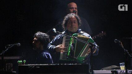 Festival de Verão: O Rappa toca 'Súplica Cearense' na Arena Fonte Nova