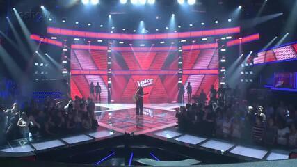 Final The Voice Brasil: Confira como foi a grande noite do reality em quatro minutos