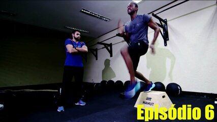 Diego San Ep06: Fora dos tatames por lesão, repórter-carateca acompanha o Brasileiro
