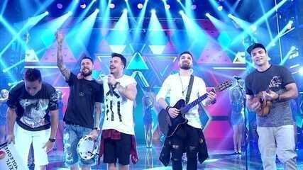 Jeito Moleque canta 'A Amizade é Tudo'