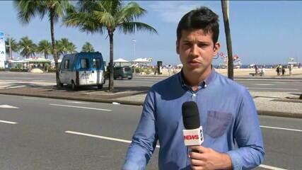 PMs do Rio não terão férias para garantir segurança no réveillon