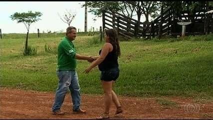 Com ajuda das redes sociais, filha reencontra pai após 36 anos, em Rio Verde