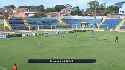 Coritiba e Comercial-MS empatam; Elosport vence a 1ª no Grupo 22 da Copinha