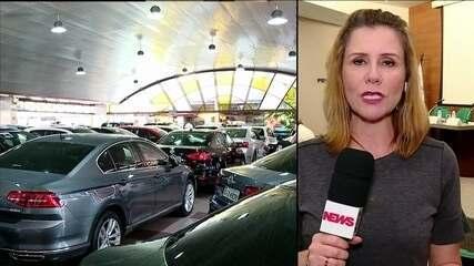 Venda de veículos cresceu 9% em 2017, diz levantamento