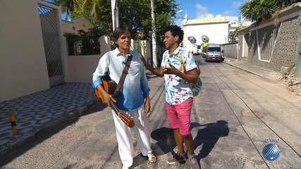 'Vumbora' ao vivo: guia Amadeu Alves fala sobre as personalidades de Itapuã