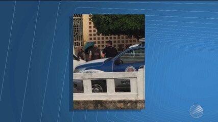 Justiça realiza audiência de custódia de acusado de estuprar jovem em boate de Jacobina