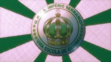 Veja o samba do Império Serrano em 2018