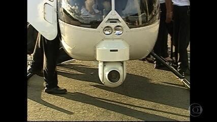 Globocop que caiu no Recife passou por revisão técnica uma semana antes do acidente