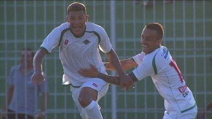 Os gols de Cabofriense 2 x 1 Vasco pela 3ª rodada da Taça Guanabara do Campeonato Carioca