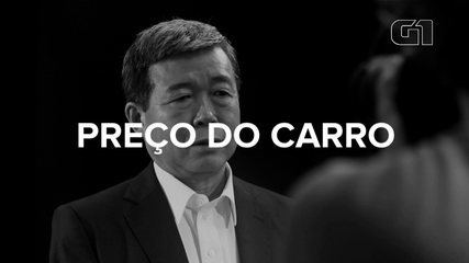 Presidente da Honda fala sobre o preço do carro no Brasil