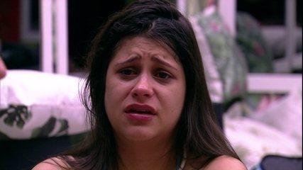 Ana Paula sobre sua indicação: 'Foi horrível'