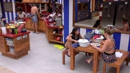 Ana Paula fala sobre Brother: 'Não vou sentar na mesa com ele'