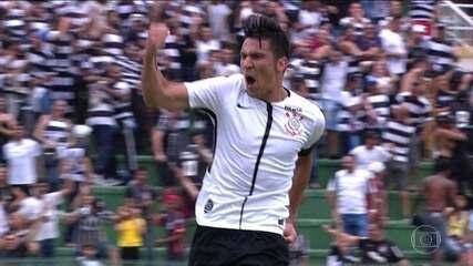 Corinthians vence o São Paulo e completa sete jogos sem perder para o rival