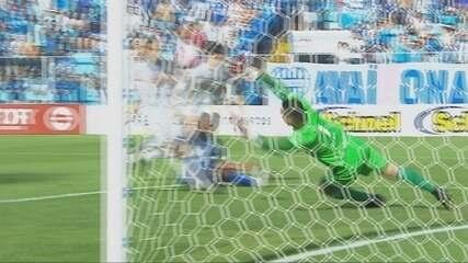 Os seis gols de Avaí 3 x 3 Figueirense - quarta rodada do Catarinense 2018