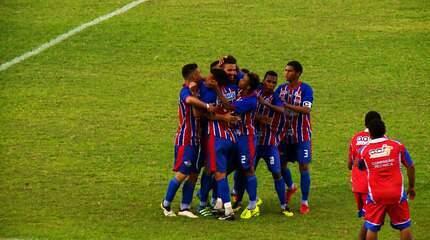 Os gols de Flamengo-PI 0 x 2 Piauí pela segunda rodada do Campeonato Piauiense