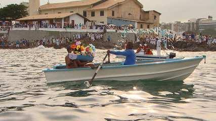 Em homenagem ao dia 2, 'Mosaico' mostra relatos de pescadores devotos à Iemanjá