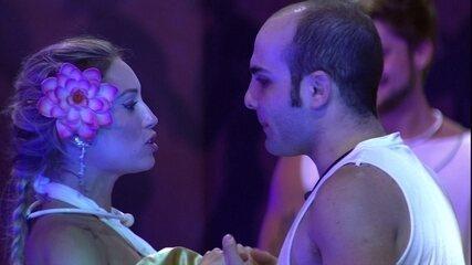 Jéssica diz a Mahmoud: 'Eu sou uma pessoa de conquistas'