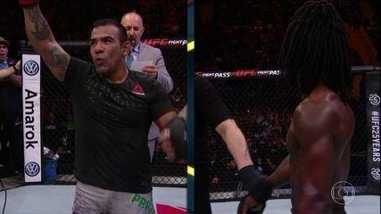 Michel Trator vence Desmond Green por decisão unânime no UFC Belém