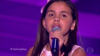 Maria Clara canta 'Era uma Vez (Habia Una Vez)'