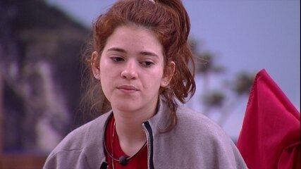 Ana Clara sobre Mahmoud receber a benção do Anjo: 'Foi dito para ele'