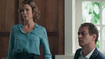 Edgar elogia o clipe de Fio na camapanha de Luís