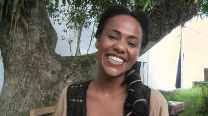 Naruna Costa fala sobre envolvimento de Samara com Afonso