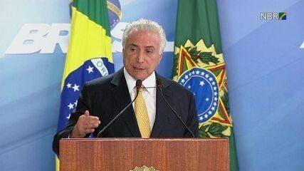 Temer diz que vai suspender intervenção no RJ durante votação da reforma da Previdência