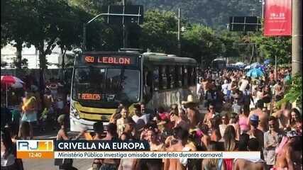 MP investiga possível omissão de Marcelo Crcivella em viagem durante carnaval