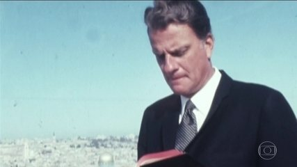 Morre aos 99 anos Billy Graham