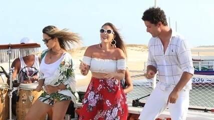 Ciranda Montez agita o 'Combinado de Verão' e não deixa ninguém parado
