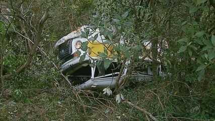 Onze crianças continuam internadas após acidente com kombi escolar no Sul de Minas