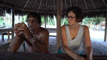 Em Movimento: Confira um passeio pela aldeia indígena Piraquê-Açu