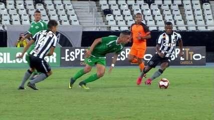 Melhores momentos de Botafogo 1 x 0 Cabofriense