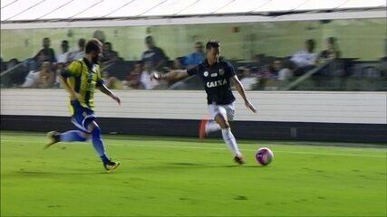 Melhores momentos: Santos 2 x 0 Santo André pela 9ª rodada do Paulistão 2018